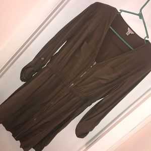 Olive green Guess dress